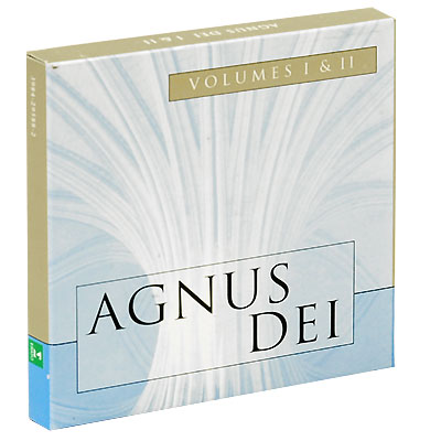 Agnus Dei Volumes 1 & 2 (2 CD) Choir Of New College, Oxford инфо 10338a.