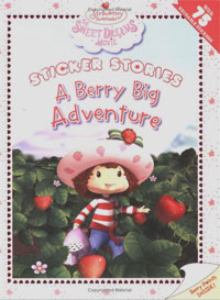 A Berry Big Adventure: The Sweet Dreams Movie Издательство: Grosset & Dunlap, 2006 г Мягкая обложка, 16 стр ISBN 0448444240 инфо 2715j.