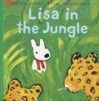 Lisa in the Jungle (Misadventures of Gaspard and Lisa) 2003 г 32 стр ISBN 0375822542 инфо 2270l.