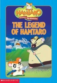 Hamtaro Jr Chapter Book #2 (Hamtaro Jr Chapter Book) 2004 г 48 стр ISBN 0439549655 инфо 2296l.