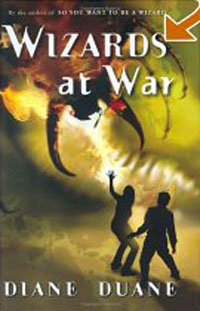 Wizards at War (The Young Wizards, Book 8) Издательство: Harcourt Children's Books, 2005 г Суперобложка, 560 стр ISBN 0152047727 инфо 4203l.