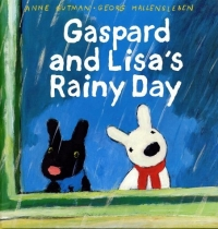 Gaspard and Lisa's Rainy Day (Misadventures of Gaspard and Lisa) 2003 г 32 стр ISBN 0375822526 инфо 5007l.