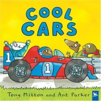 Cool Cars (Amazing Machines) 2005 г 24 стр ISBN 0753458020 инфо 5023l.