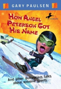 How Angel Peterson Got His Name 2004 г 128 стр ISBN 0440229359 инфо 5040l.