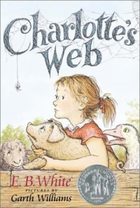 Charlotte's Web Book and Charm (Charming Classics) 2003 г 192 стр ISBN 006052779X инфо 5099l.
