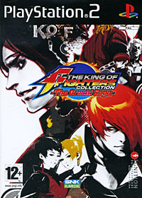 "The King of Fighters Collection: The Orochi Saga (PS2) Игра для PlayStation 2 DVD-ROM, 2009 г Издатель: Ignition Entertainment; Разработчик: SNK Playmore; Дистрибьютор: ООО ""Веллод"" пластиковый инфо 11862b."