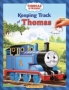 Keeping Track of Thomas (Reusable Sticker Book) 2003 г 12 стр ISBN 0375825940 инфо 5888m.