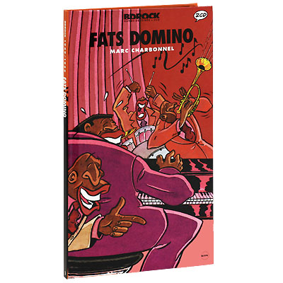 BD Rock Volume 3 Fats Domino 1949-1955 (2 CD) Серия: BD Series инфо 848c.