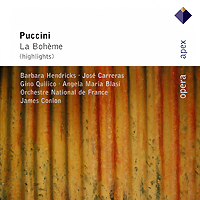James Conlon Puccini La Boheme (Highlights) Серия: Apex инфо 11784g.